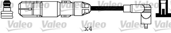 Cable d'allumage VALEO 346373 (X1)