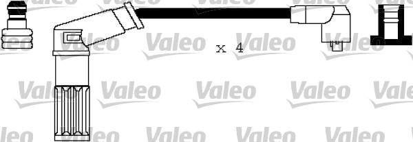 Cable d'allumage VALEO 346148 (X1)