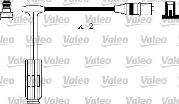 Cable d'allumage VALEO 346145 (X1)