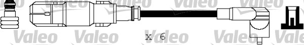 Cable d'allumage VALEO 346140 (X1)