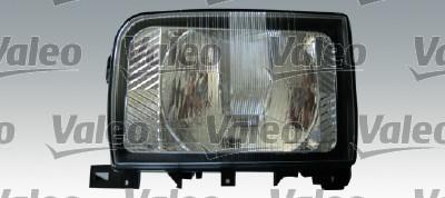 Optiques et phares VALEO 089349 (X1)