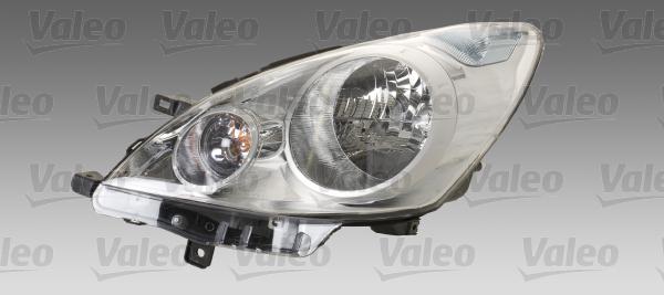 Optiques et phares VALEO 043952 (X1)