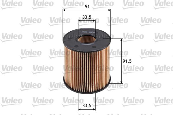Filtre a huile VALEO 586508 (X1)