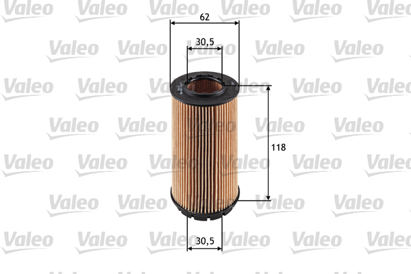 Filtre a huile VALEO 586525 (X1)