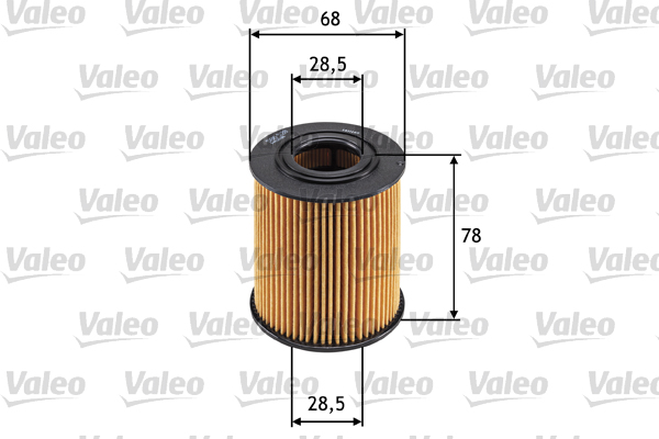 Filtre a huile VALEO 586528 (X1)