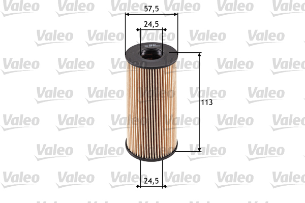 Filtre a huile VALEO 586529 (X1)