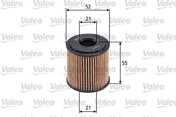 Filtre a huile VALEO 586540 (X1)