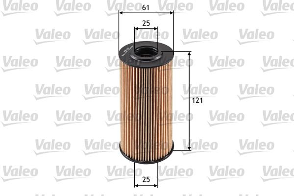 Filtre a huile VALEO 586578 (X1)