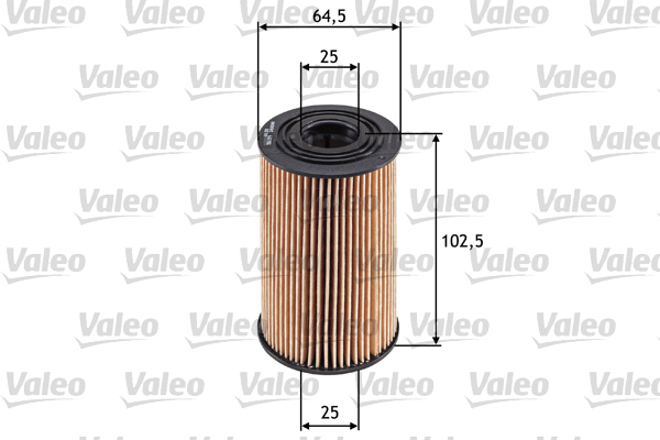 Filtre a huile VALEO 586579 (X1)