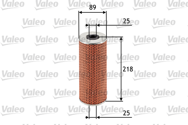 Filtre a huile VALEO 586586 (X1)