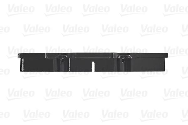 Kit de plaquettes de frein, frein à disque VALEO 882240 (Jeu de 4)