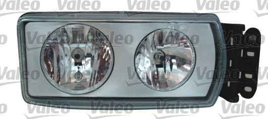 Optiques et phares VALEO 089340 (X1)