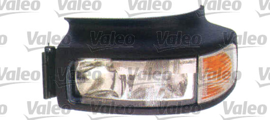 Optiques et phares VALEO 089295 (X1)