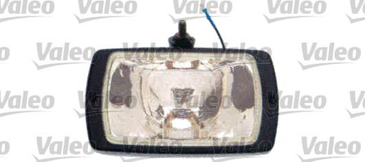 Optique / phare / feu VALEO 068720 (X1)