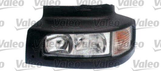 Optiques et phares VALEO 089289 (X1)