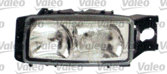 Optiques et phares VALEO 086974 (X1)