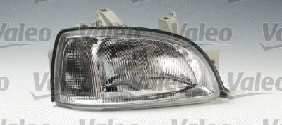 Optiques et phares VALEO 086197 (X1)