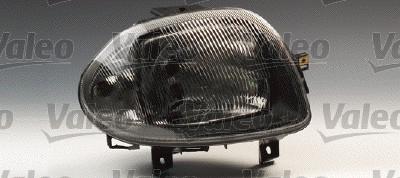 Optiques et phares VALEO 087977 (X1)
