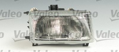 Optiques et phares VALEO 086654 (X1)