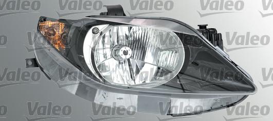 Optiques et phares VALEO 043812 (X1)