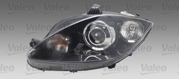 Optiques et phares VALEO 044093 (X1)