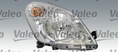 Optiques et phares VALEO 043677 (X1)