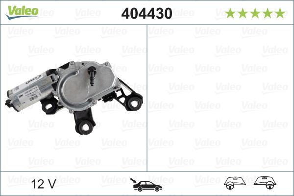 Moteur essuie glace VALEO 404430 (X1)