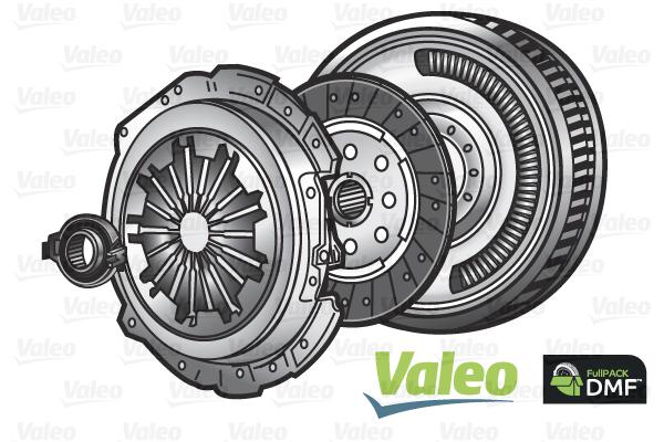 Valeo 836162 Kit dembrayage
