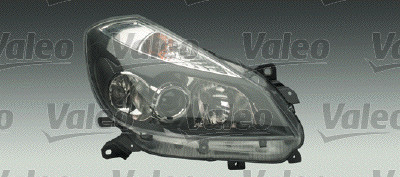 Optiques et phares VALEO 043748 (X1)