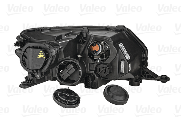 Optiques et phares VALEO 045334 (X1)