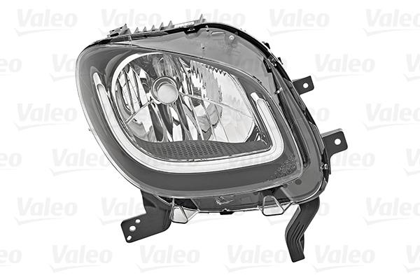 Optiques et phares VALEO 046803 (X1)