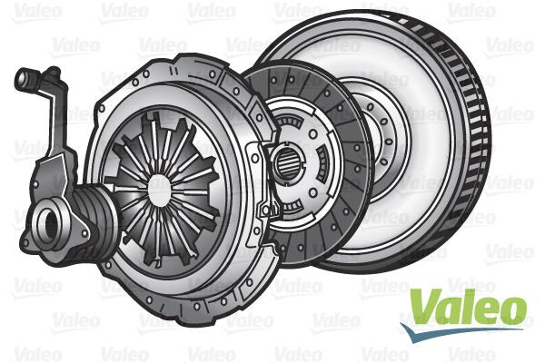 Embrayage, boite de vitesse, cardans VALEO 845052 (X1)