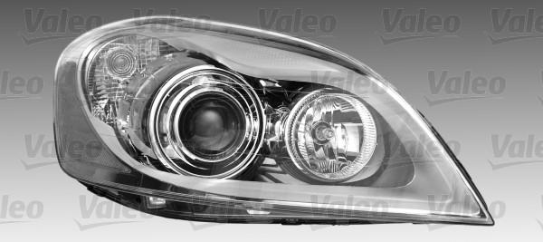 Optiques et phares VALEO 043873 (X1)