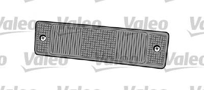 Clignotant VALEO 085502 (X1)