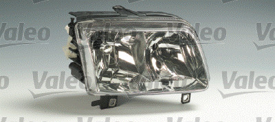 Optiques et phares VALEO 087642 (X1)