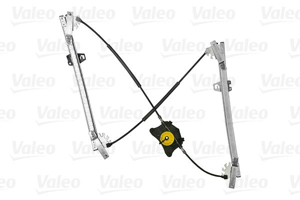 Mecanisme de leve vitre avant VALEO 851718 (X1)