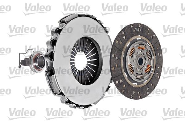 Kit d'embrayage VALEO 809117 (X1)