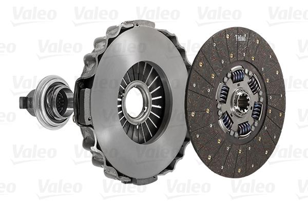 Kit d'embrayage VALEO 805358 (X1)