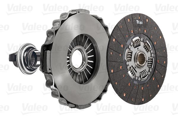 Kit d'embrayage VALEO 827083 (X1)