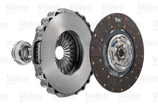 Kit d'embrayage VALEO 827158 (X1)