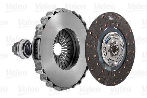 Kit d'embrayage VALEO 827183 (X1)