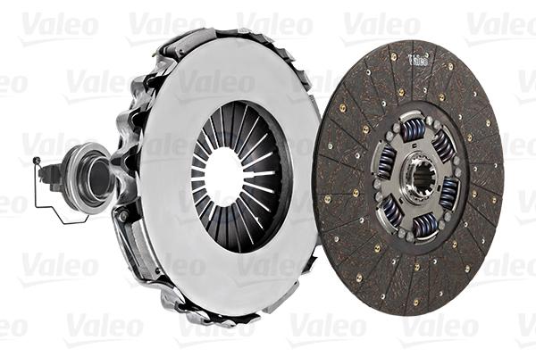 Kit d'embrayage VALEO 827223 (X1)
