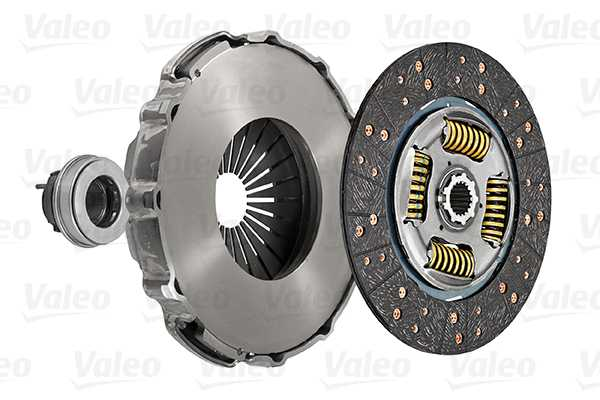 Kit d'embrayage VALEO 827449 (X1)