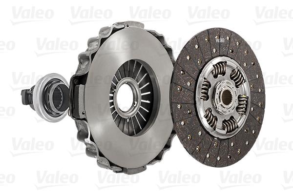 Kit d'embrayage VALEO 827492 (X1)