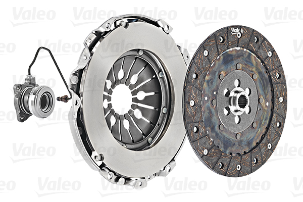 Kit d'embrayage VALEO 834091 (X1)