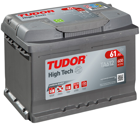 Batterie TUDOR TA612 (X1)