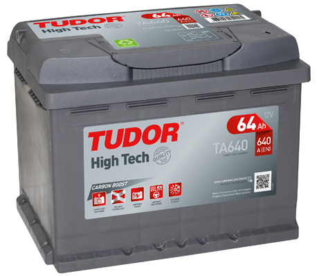 Batterie TUDOR TA640 (X1)