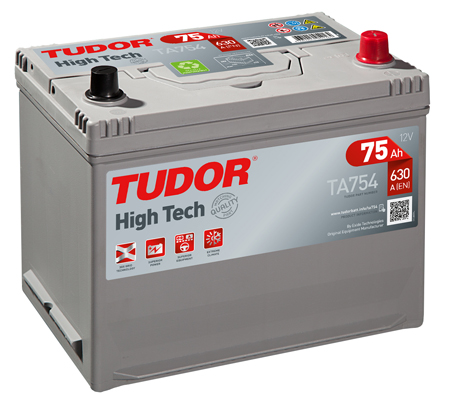 Batterie TUDOR TA754 (X1)