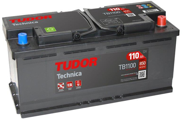 Batterie TUDOR TB1100 (X1)