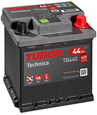 Batterie TUDOR TB440 (X1)